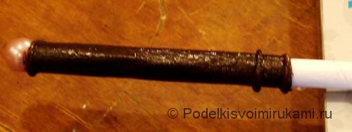 Изготовление волшебной палочки - фото №17.