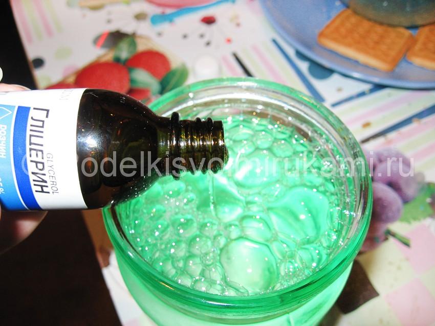 Как сделать раствор для мыльных пузырей в домашних