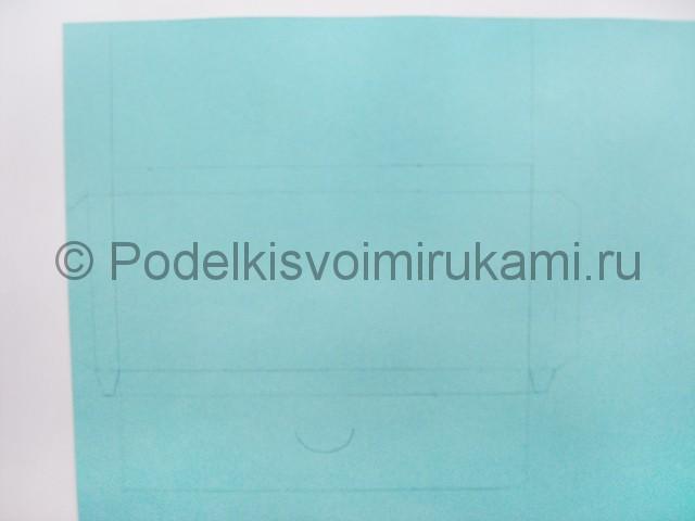 Подарочный конверт на день рождения своими руками. Фото 2.
