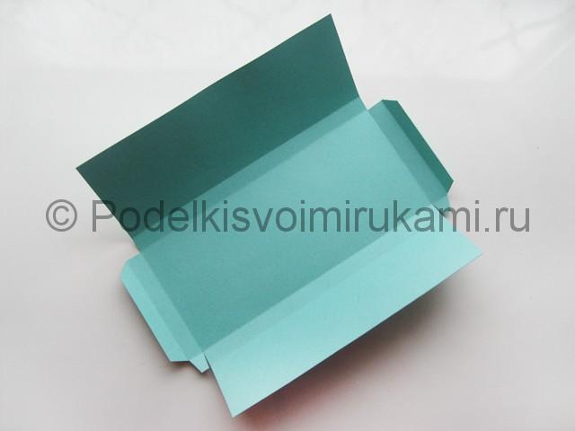 Подарочный конверт на день рождения своими руками. Фото 4.