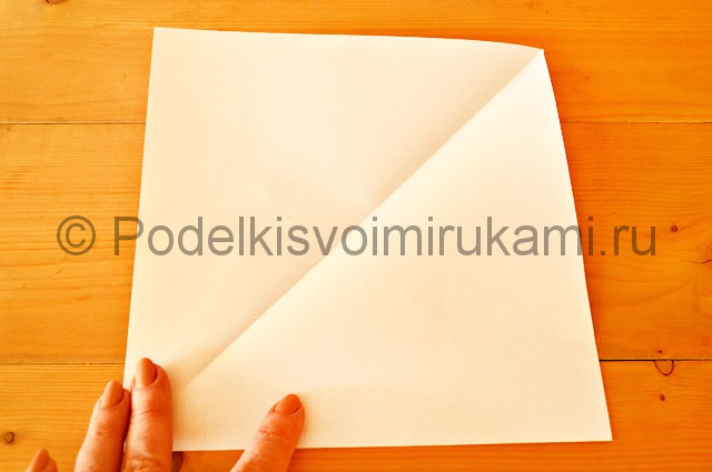 Как сделать бабочку из бумаги своими руками. Фото 3.