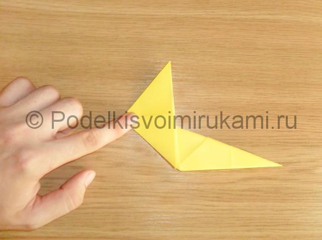 Как сделать белку из бумаги. Фото 10.
