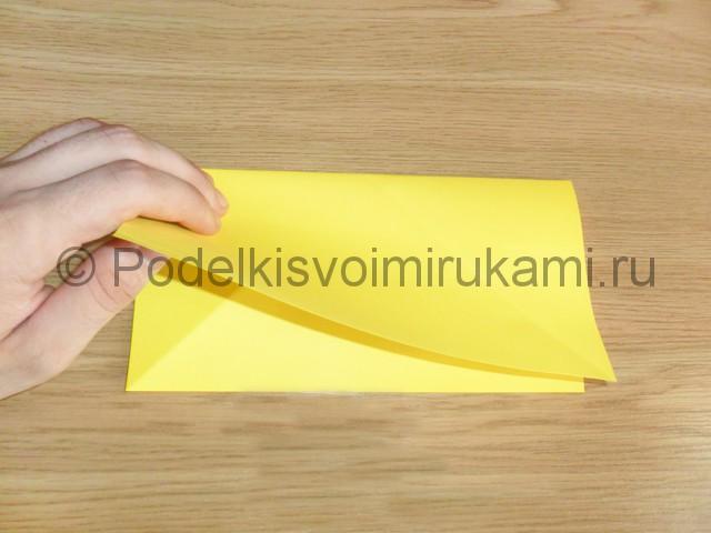 Как сделать белку из бумаги. Фото 2.