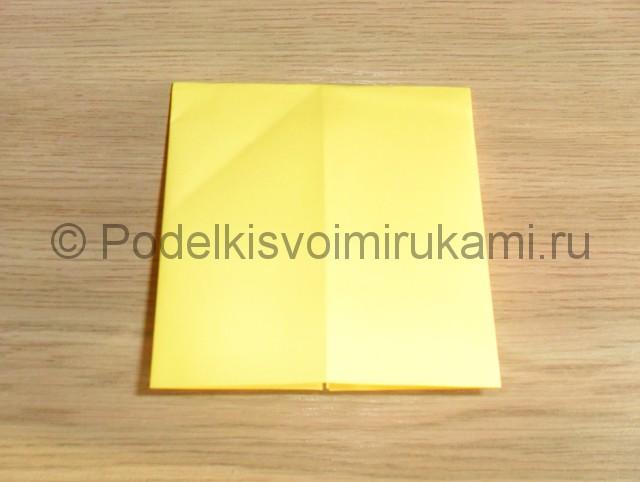 Как сделать белку из бумаги. Фото 4.