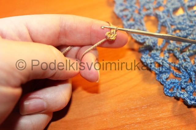 Как сделать бусы из бусин своими руками. Фото 2.