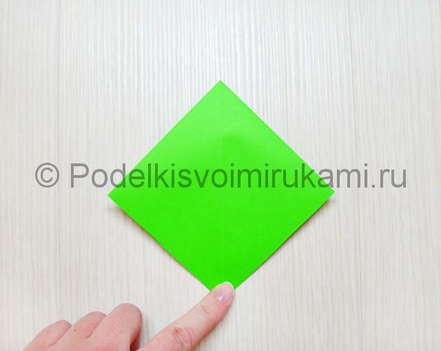 Как сделать дракона из бумаги. Фото 6.