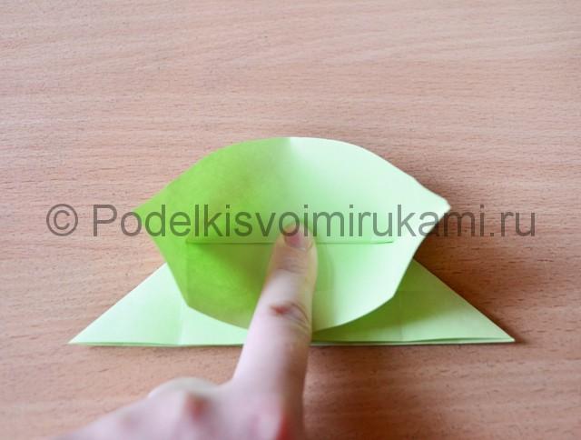 Как сделать фейерверк из бумаги. Фото 11.