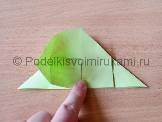 Как сделать фейерверк из бумаги. Фото 12.