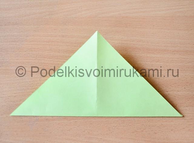 Как сделать фейерверк из бумаги. Фото 3.
