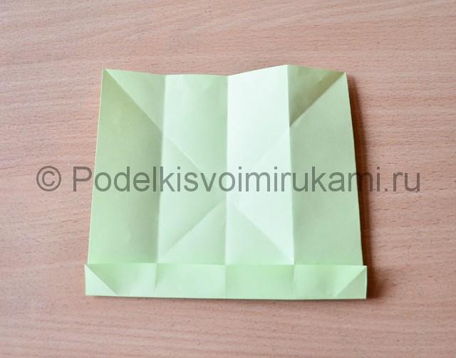 Как сделать фейерверк из бумаги. Фото 7.