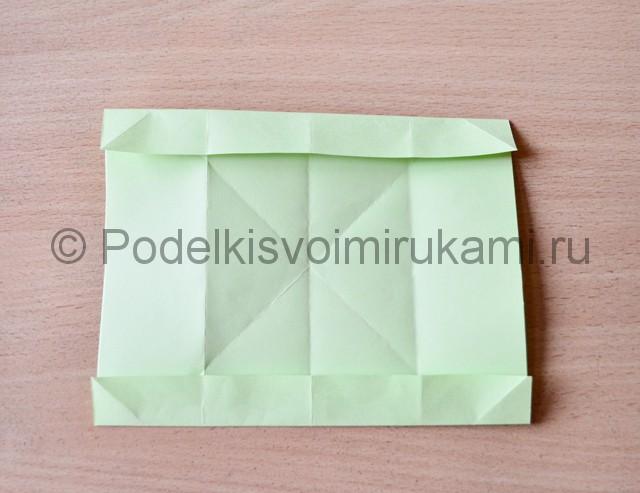 Как сделать фейерверк из бумаги. Фото 8.