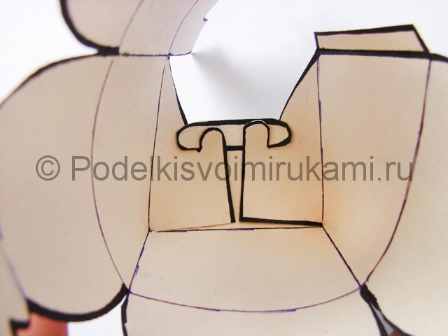 Изготовление коробочки из бумаги своими руками - фото 6.