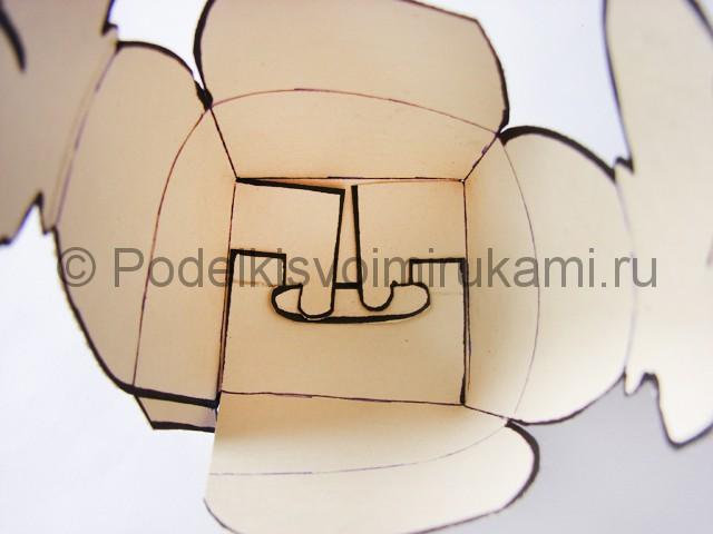 Изготовление коробочки из бумаги своими руками - фото 9.