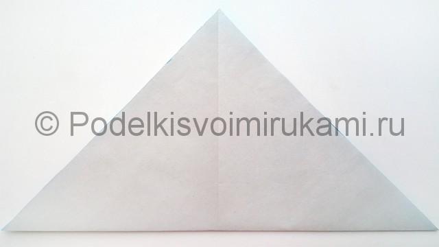 Как сделать куклу из бумаги. Фото 2.