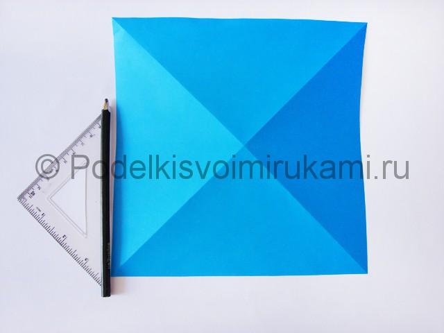 Как сделать меч из бумаги своими руками. Фото 1.