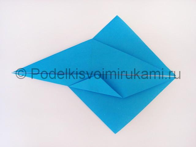 Как сделать меч из бумаги своими руками. Фото 10.