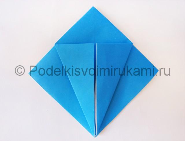 Как сделать меч из бумаги своими руками. Фото 5.