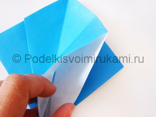 Как сделать меч из бумаги своими руками. Фото 7.