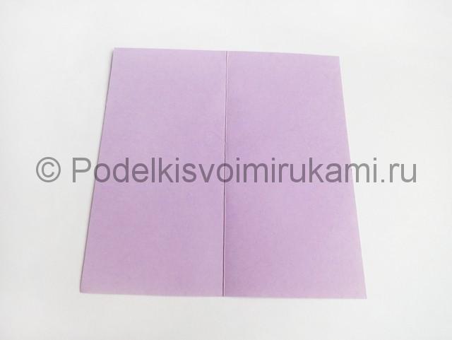 Как сделать пирамиду из бумаги. Фото 3.