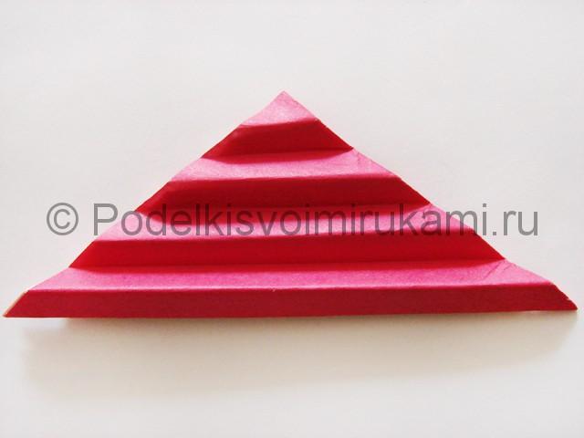 Изготовление руки из бумаги - фото 12.