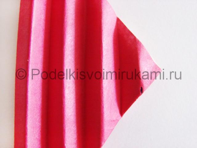 Изготовление руки из бумаги - фото 13.