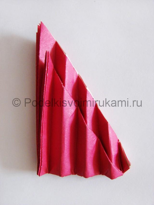 Изготовление руки из бумаги - фото 14.
