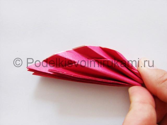 Изготовление руки из бумаги - фото 15.