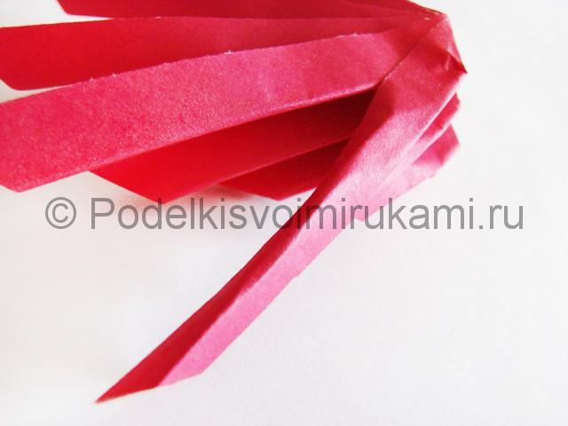 Изготовление руки из бумаги - фото 19.