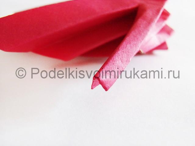 Изготовление руки из бумаги - фото 21.