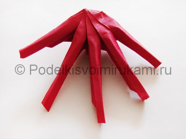 Изготовление руки из бумаги - фото 22.