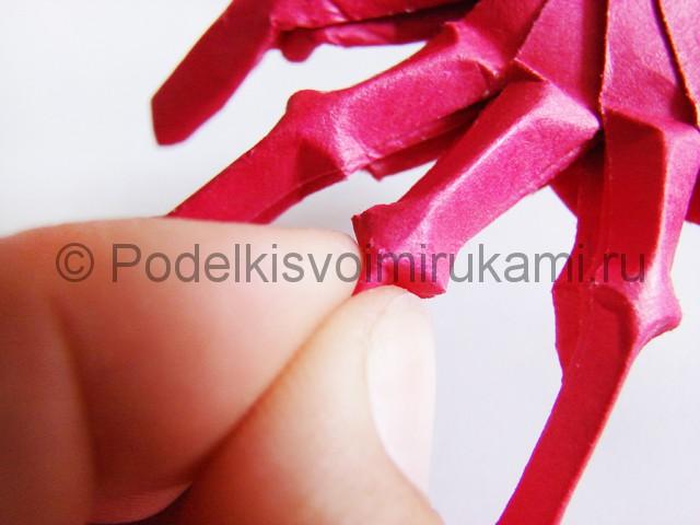 Изготовление руки из бумаги - фото 23.