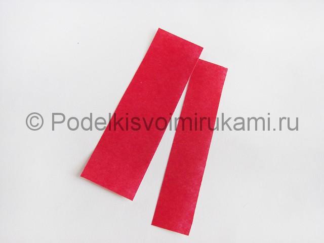 Изготовление руки из бумаги - фото 25.