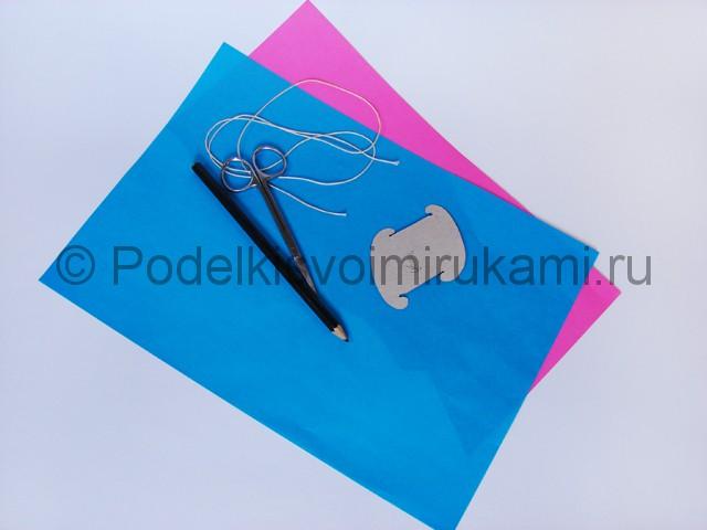 Как сделать шар из бумаги своими руками. Фото 1.
