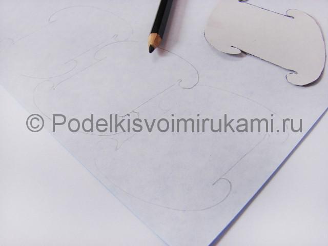 Как сделать шар из бумаги своими руками. Фото 3.