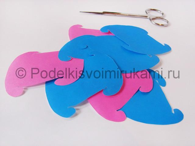 Как сделать шар из бумаги своими руками. Фото 4.