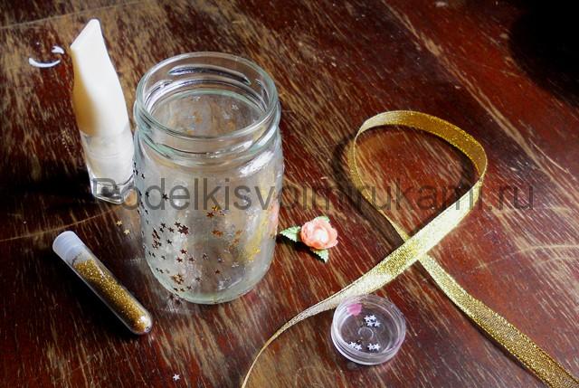 Как сделать свечу своими руками в домашних условиях. Фото 6.