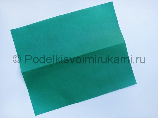 Как сделать танк из бумаги своими руками. Фото 2.