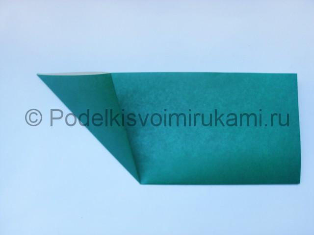Как сделать танк из бумаги своими руками. Фото 4.