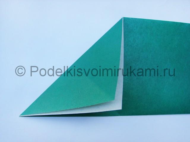 Как сделать танк из бумаги своими руками. Фото 5.