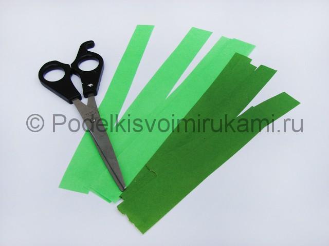 Как сделать тюльпаны из бумаги своими руками. Фото 20.