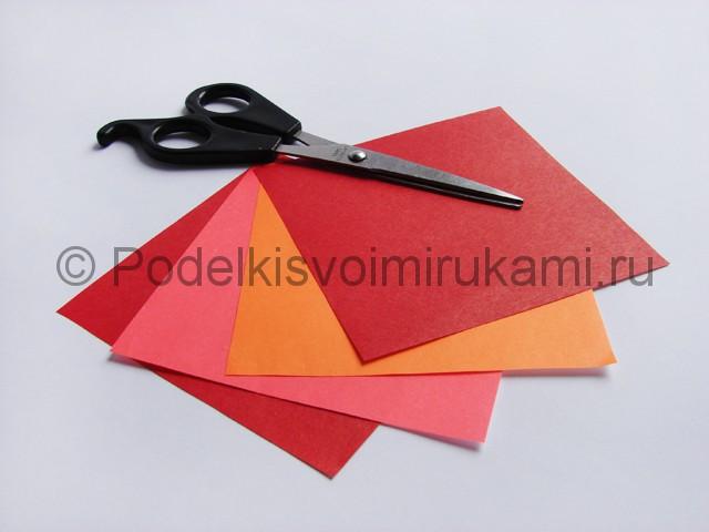 Как сделать тюльпаны из бумаги своими руками. Фото 3.