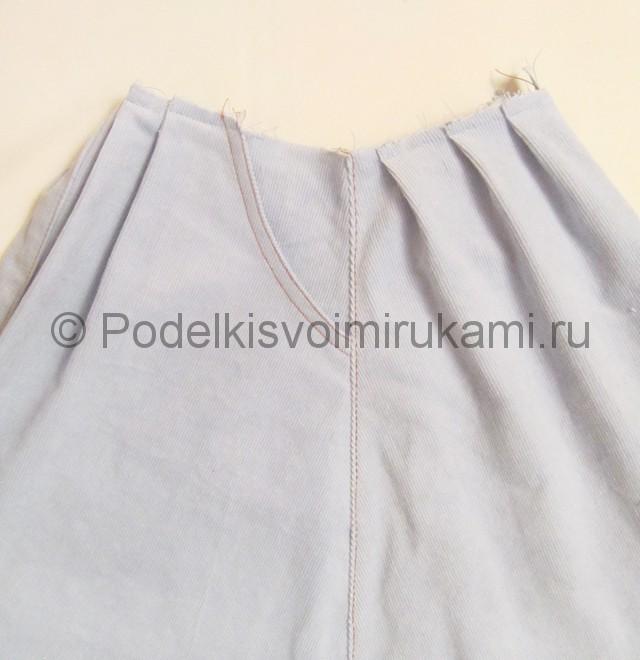 Как сшить юбку для девочки своими руками. Фото 12.