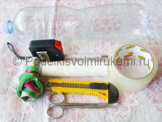 Увлажнитель воздуха из пластиковой бутылки. Фото 1.