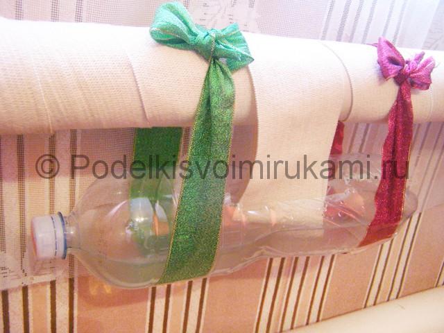Увлажнитель воздуха из пластиковой бутылки. Фото 28.