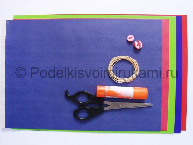 Как сделать конверт из бумаги. Фото 1.