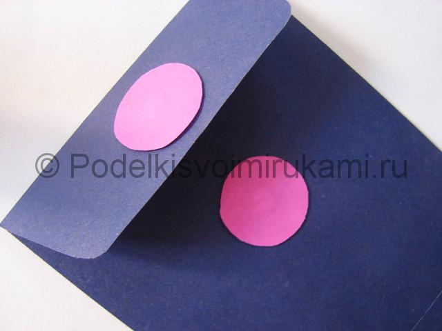 Как сделать конверт из бумаги. Фото 14.