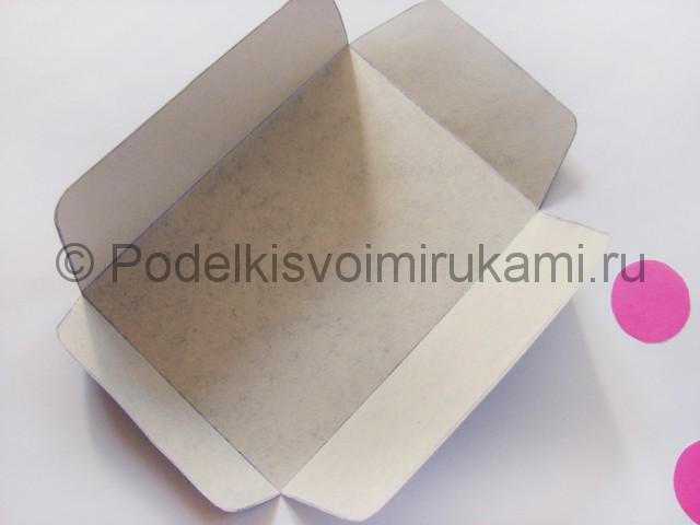 Как сделать конверт из бумаги. Фото 6.