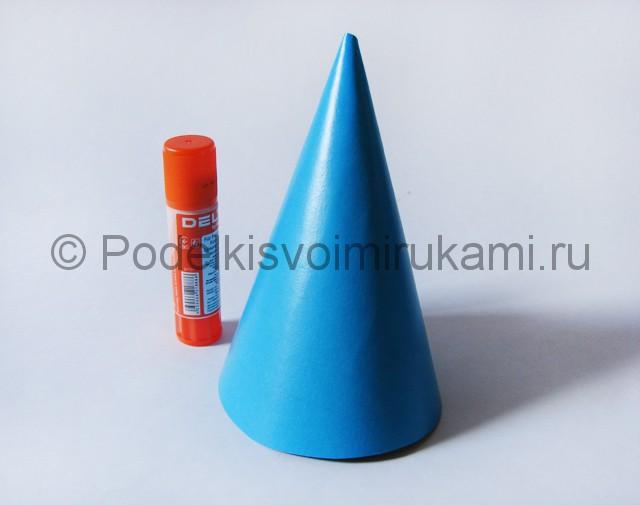 Как сделать ракету из пластиковой бутылки. Фото 2.