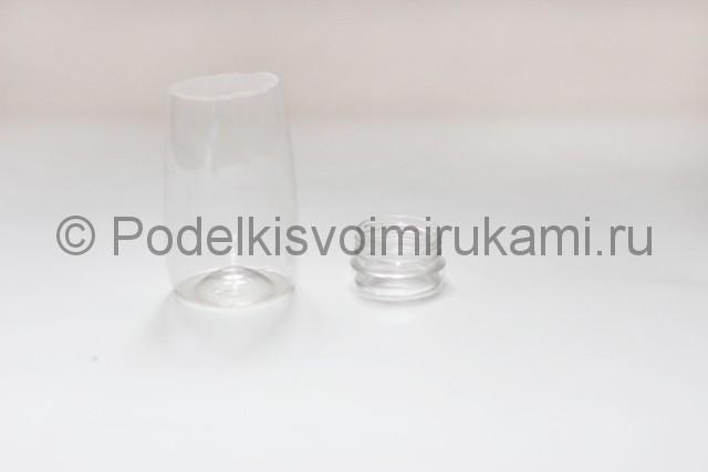 Как сделать шкатулку из пластиковой бутылки своими руками. Фото 2.