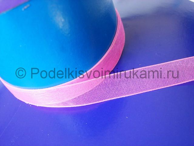 Как сделать шляпу из бумаги. Фото 20.